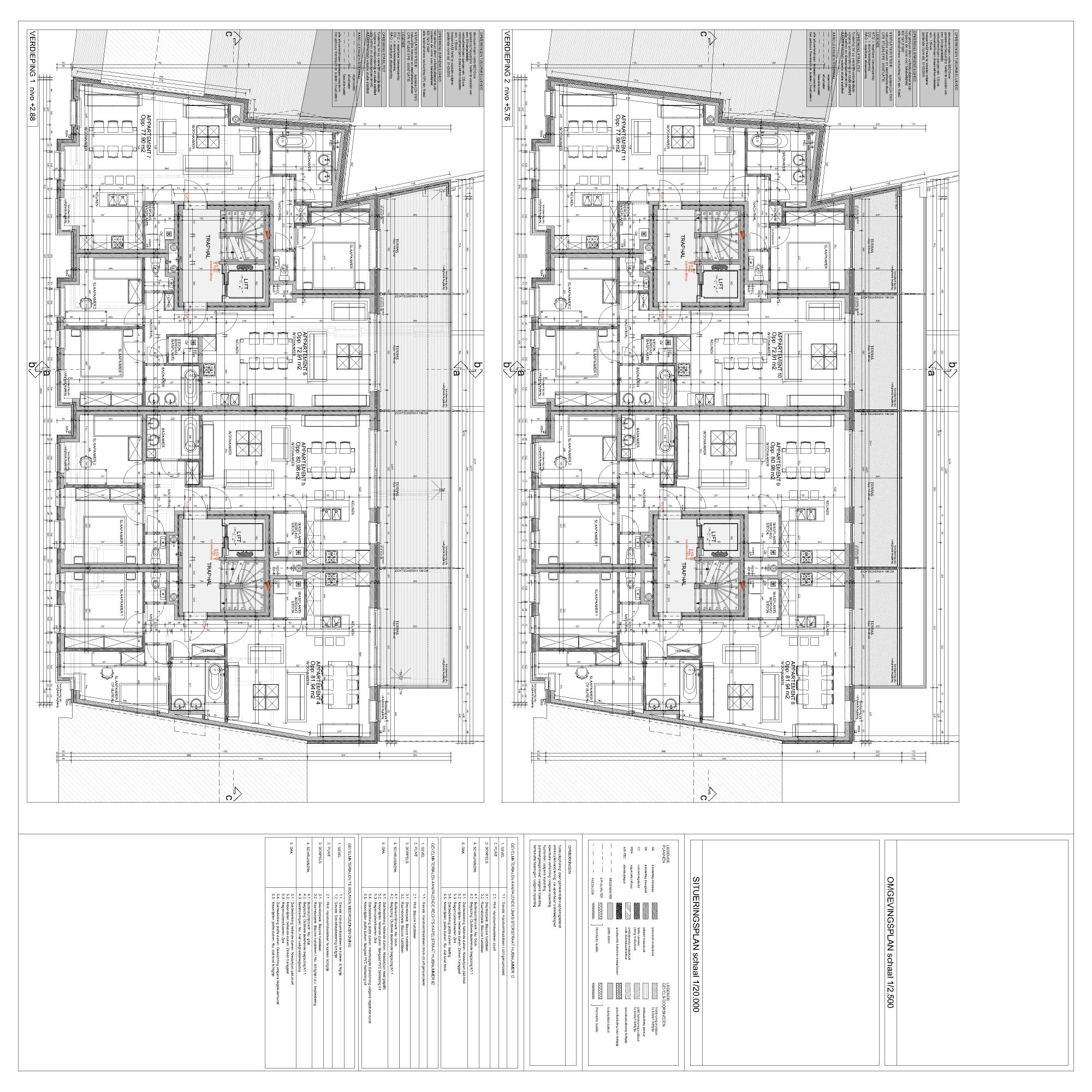Free scot architect assistent tekenbureau voor het opmaken for Trap tekenen plattegrond